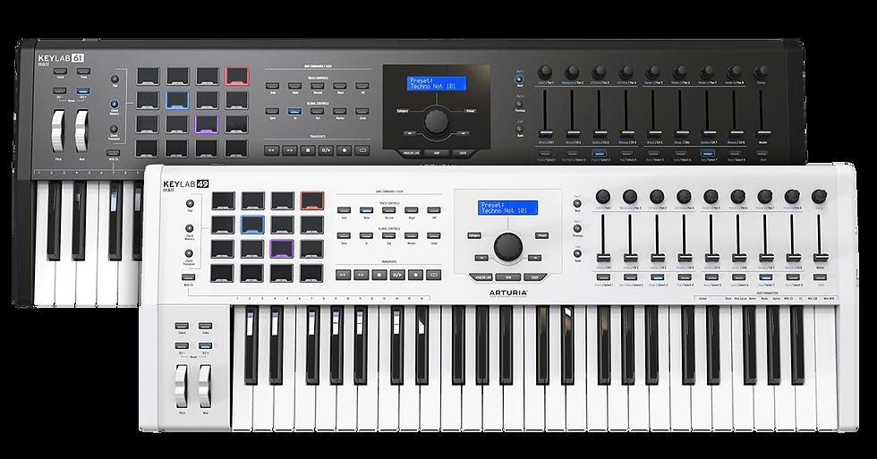 ARTURIA KEYLAB MKII 61 - CONTROLADOR MIDI