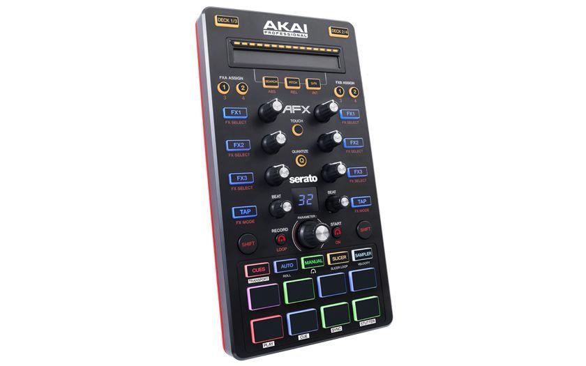 AKAI AFX - CONTROLADOR DJ