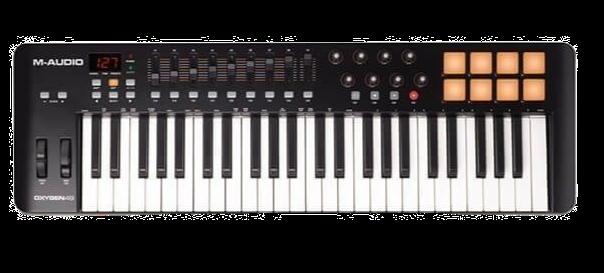 M-AUDIO OXYGEN 49 IV - CONTROLADOR MIDI