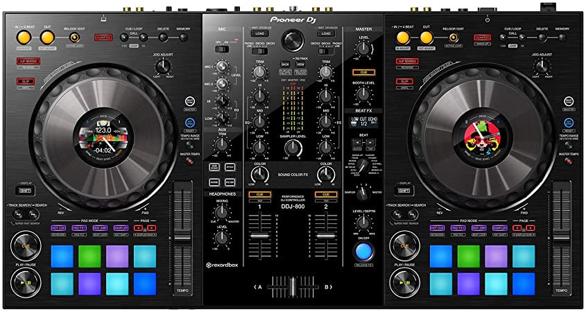 PIONEER DDJ-800 - CONTROLADOR DJ