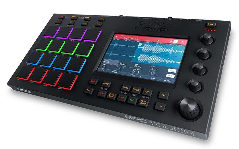AKAI MPC TOUCH - CONTROLADOR MIDI