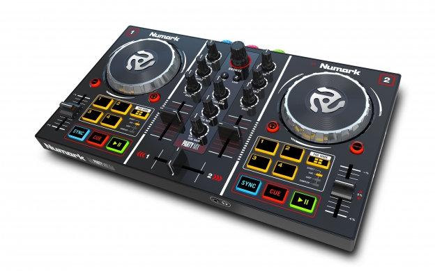 NUMARK PARTYMIX - CONTROLADOR DJ