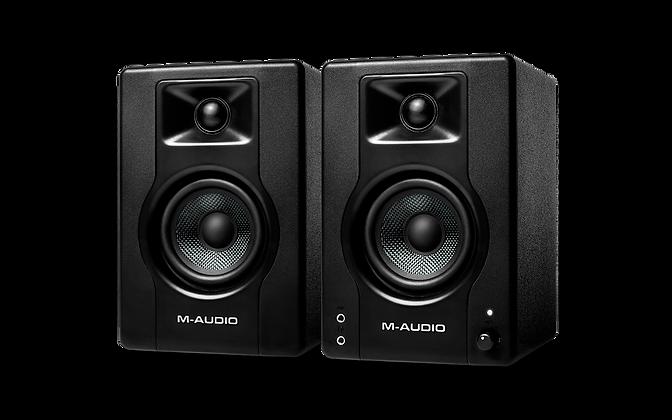 M-AUDIO BX3 - MONITORES MULTIMEDIA