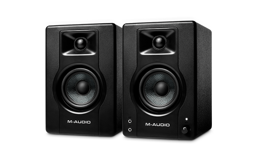 M-AUDIO BX3 - MONITORES MULTIMEDIA
