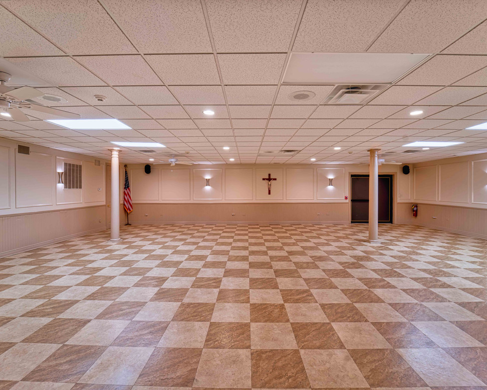 Knights Of Columbus - Lower Hall