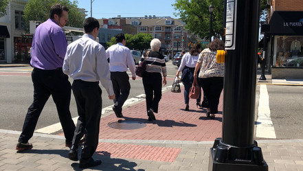 3 Tips to Avoid a Pedestrian Accident
