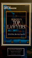 Bergen's Top Lawyers Raymond E Murphy Jr Law Office