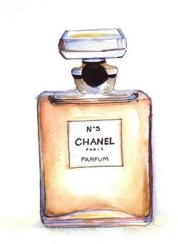 Chanel parfum by Sofia Malato