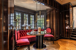 Salle Rouge - reading room