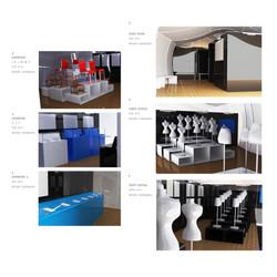 Ephemeral exhibition by Sofia Malato