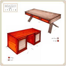 Project Sketches for Miazzo