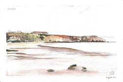 Mareta beach, Sagres - by Sofia Mal