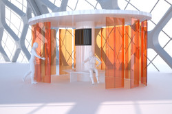 Oval Shelter for MBD by Sofia Malato