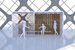Wavy Shelter for MBD by Sofia Malato