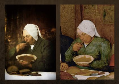 Farmers wife - 1568 AD