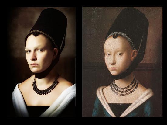 Lady Talbot - 1470 AD