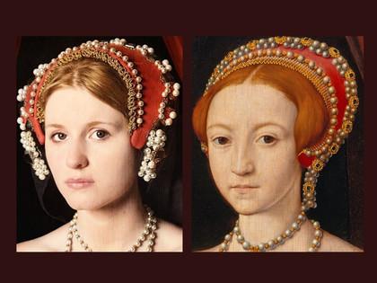 Elisabeth I - 1546 AD