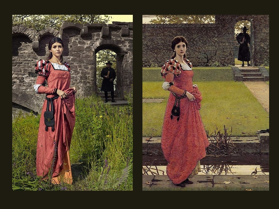 In the Wizard´s Garden - 1900 AD