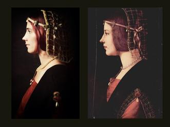 Beatrice d` Este - 1490 AD