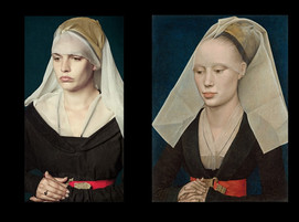 Portrait of a Lady - 1460 AD