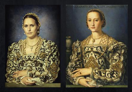 Eleonora di Toledo - 1562 AD