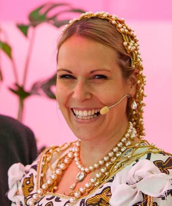 Dr. Nicole Friedersdorf als Vortragende