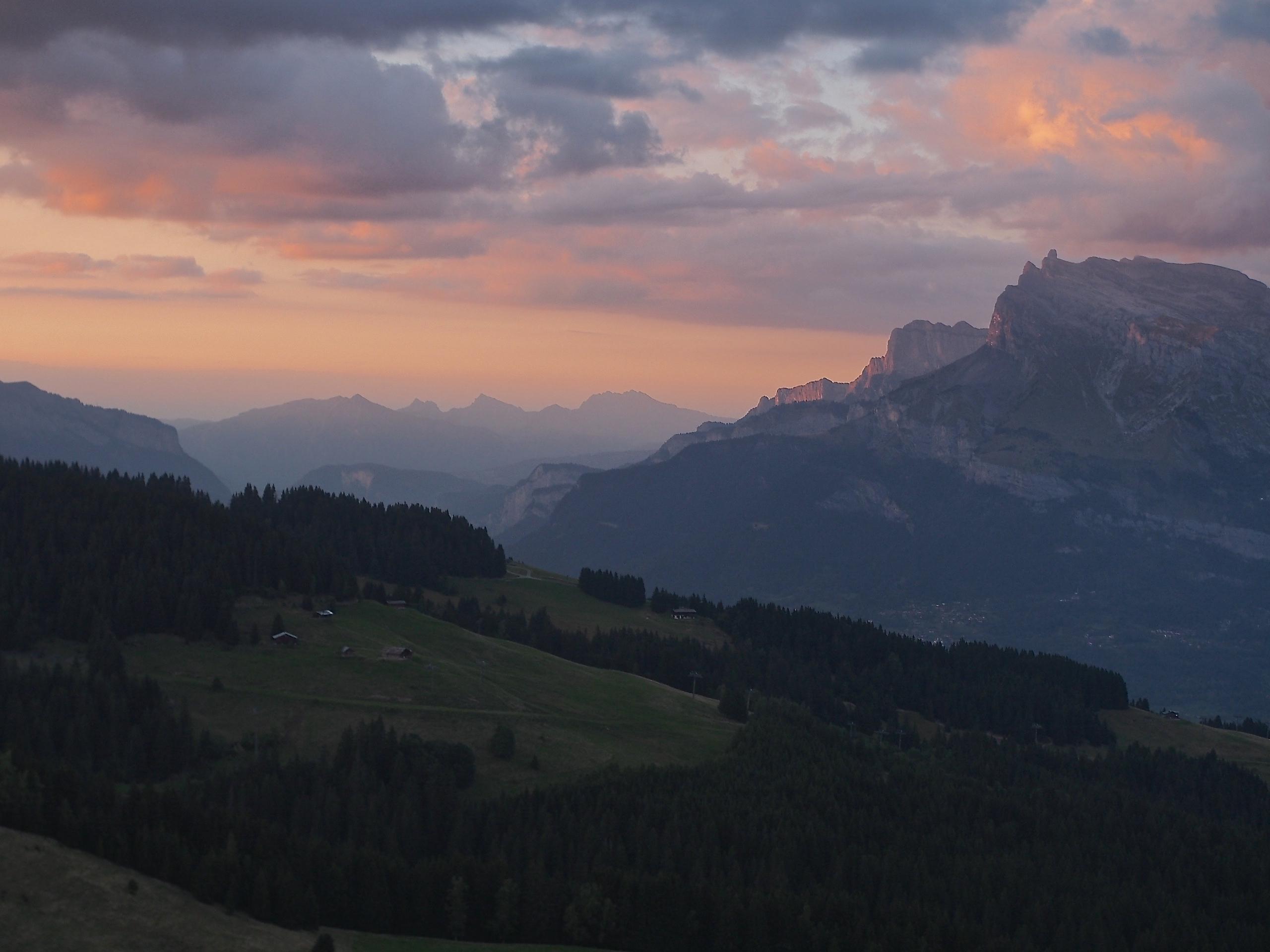 Haute Savoie - Aig de Warens