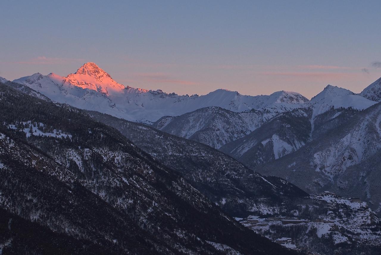 Hautes Alpes, vers le Queyras