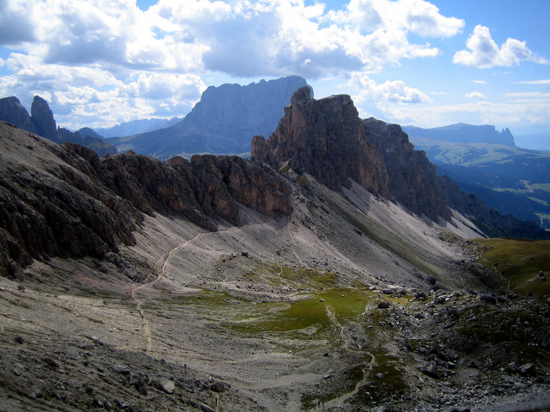Val Gardena - Dolomiten