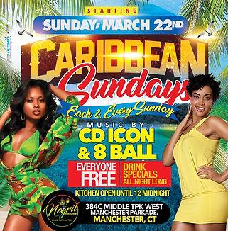 Caribbean Sundays