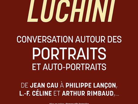 Demandez le programme ! Luchini aux Bouffes Parisiens (1/5)
