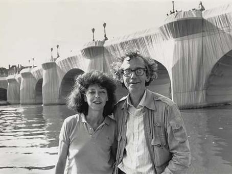Hommage à Christo et Jeanne-Claude