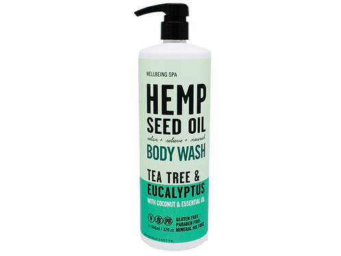 Wellbeing Spa Hemp Body Wash