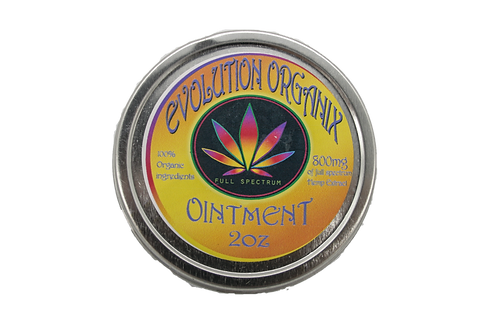Evolution Organix Ointment