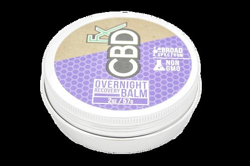 CBDfx Overnight Recovery Balm
