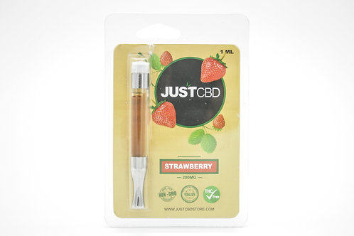 JustCBD Strawberry Cartridge