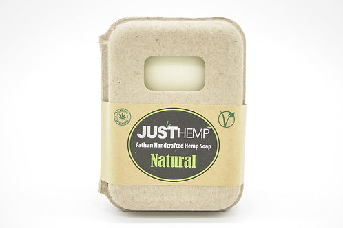 JustHemp Soap Natural