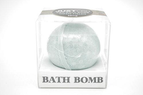 JustCBD Bath Bomb Open Fields