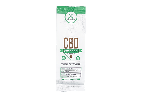 Green Roads CBD Coffee Packet