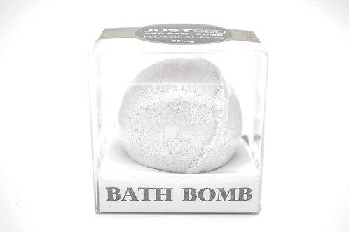 JustCBD Bath Bomb Floral Scents