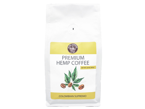 Sapa Coffee & Tea Hemp Coffee