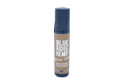 Blue Ridge Hemp Muscle Care Roll-On