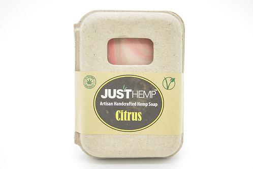 JustHemp Soap Citrus