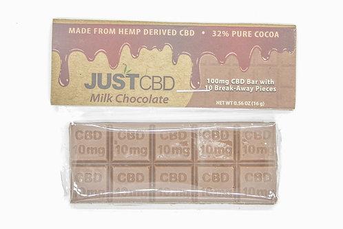 JustCBD Milk Chocolate