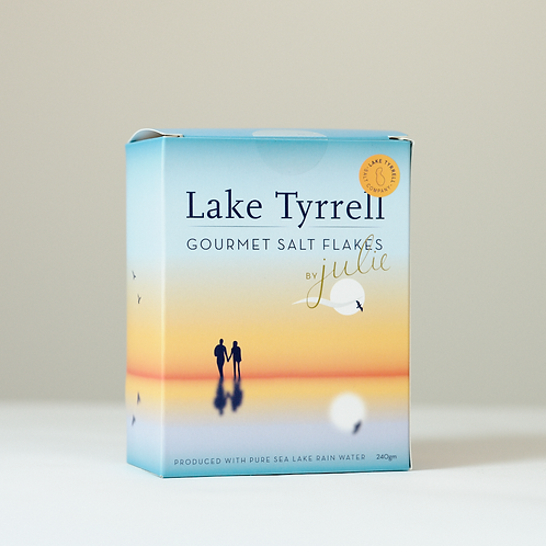 LAKE TYRRELL SALT