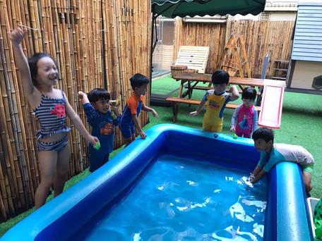 學校水戰日Water Fiesta