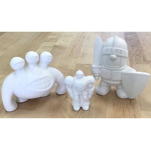 Battle Brigade Ceramics