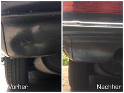 Mercedes SL Reparatur