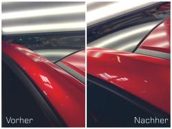Dachrahmen Mazda 3