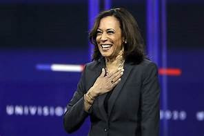 Kamala Harris- Vice President Elect —They Will See Us